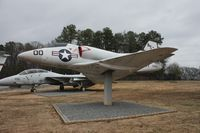 139956 @ MGE - A-4 Skyhawk at Marietta Museum - by Florida Metal
