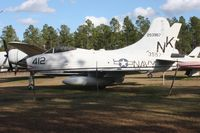 143557 - AF-1E Fury in Georgia Veterans Park - by Florida Metal