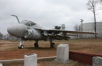 155648 @ MGE - A-6A Intruder at Marietta Museum - by Florida Metal
