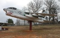 157452 @ MGE - A-7E Corsair II at Marietta Museum - by Florida Metal