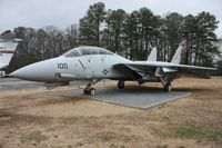160909 @ MGE - F-14A at Marietta Museum - by Florida Metal