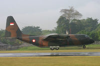 A-1313 @ WADD - Indonesian Air Force - by Lutomo Edy Permono