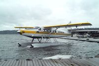 N606KA @ S60 - DeHavilland Canada DHC-3T Turbo-Otter on floats at Kenmore Air Harbor, Kenmore WA - by Ingo Warnecke