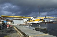 N606KA @ S60 - DeHavilland Canada DHC-3T Turbo-Otter on floats at Kenmore Air Harbor, Kenmore WA - by Ingo Warnecke
