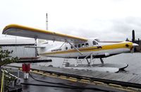 N87KA @ S60 - DeHavilland Canada DHC-3T Turbo-Otter on floats at Kenmore Air Harbor, Kenmore WA - by Ingo Warnecke