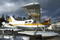 N17598 @ S60 - DeHavilland Canada DHC-2 Beaver on floats at Kenmore Air Harbor, Kenmore WA