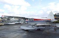 N726 @ S60 - Piper PA-18-150 Super Cub on floats at Kenmore Air Harbor, Kenmore WA