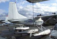 N20605 @ S60 - Cessna 180K Skywagon on floats at Kenmore Air Harbor, Kenmore WA