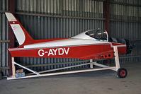 G-AYDV photo, click to enlarge
