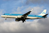 PH-EZL @ LOWW - New Embraer for KLM Cityhopper - by Loetsch Andreas