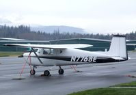 N7768E @ 0S9 - Cessna 150 at Jefferson County Intl Airport, Port Townsend WA