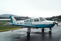 N2220L @ 0S9 - Beechcraft B24R Sierra 200 at Jefferson County Intl Airport, Port Townsend WA