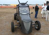 N93MV @ SEF - Maverik flying car