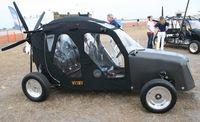 N93MV @ SEF - Maverick flying car