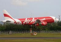9M-AFI @ WADD - Air Asia - by Lutomo Edy Permono