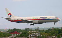 9M-MMY @ WADD - Malaysia Airlines
