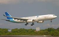 PK-GPA @ WADD - Garuda Indonesia