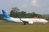 PK-GEN @ WADD - Garuda Indonesia