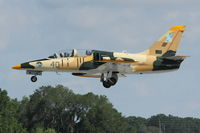 N711LC @ LAL - 1987 Aero Vodochody L39C, c/n: 734167 at 2012 Sun N Fun