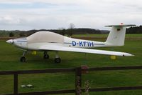 D-KFIH @ X3CX - Parked at Northrepps. - by Graham Reeve