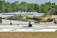 N995X @ LAL - 1983 Aero Vodochody L39C, c/n: 332507 at 2012 Sun N Fun