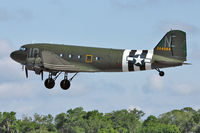 N74589 @ LAL - 1942 Douglas DC3C-S1C3G, c/n: 9926 at 2012 Sun N Fun
