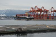 C-GOQO @ CBC7 - C-GOQO  seen landing at Vancouver Harbour Heliport. - by aeroplanepics0112