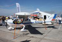 N202TB @ SEF - Flight Design CTLS