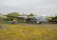 WH773 - Canberra PR.7 at the Gaewick Aviation Museum - by moxy