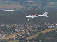 N161MZ @ K1O2 - Departing out over Clear Lake, CA, summer 2011 - by drdehave