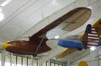N17641 @ 0S9 - Bowlus BA-100 Baby Albatross at the Port Townsend Aero Museum, Port Townsend WA