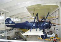 N9049 @ 0S9 - Travel Air 4000 at the Port Townsend Aero Museum, Port Townsend WA
