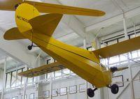 N16529 @ 0S9 - Aeronca C-3 at the Port Townsend Aero Museum, Port Townsend WA