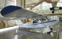 N82106 @ 0S9 - Aeronca 7BCM Champion at the Port Townsend Aero Museum, Port Townsend WA