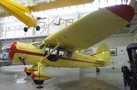 N27782 @ 0S9 - Stinson SR-10E Reliant at the Port Townsend Aero Museum, Port Townsend WA