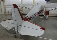 N77948 @ 0S9 - Luscombe 8A Silvaire at the Port Townsend Aero Museum, Port Townsend WA