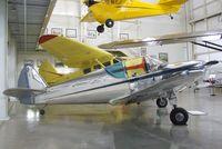N80760 @ 0S9 - Globe GC-1A Swift at the Port Townsend Aero Museum, Port Townsend WA