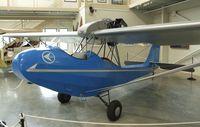 N7201C @ 0S9 - Curtiss-Wright (C.W. Billingsley) CW-1 Junior replica at the Port Townsend Aero Museum, Port Townsend WA