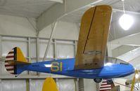 N53625 @ 0S9 - Laister-Kauffman LK-10A (TG-4) at the Port Townsend Aero Museum, Port Townsend WA