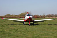 G-GKEV @ EGBR - Alpi Aviation Pioneer 300 Hawk, Breighton Airfield's 2012 April Fools Fly-In. - by Malcolm Clarke