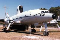 143221 - US Navy Air Museum, Pensacola - by John Meneely