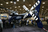 N211FX @ 49T - On display at Heli-Expo - 2012 - Dallas, Tx