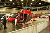 N655LH @ 49T - On display at Heli-Expo - 2012 - Dallas, Tx - by Zane Adams