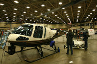 N480PD @ 49T - On display at Heli-Expo - 2012 - Dallas, Tx