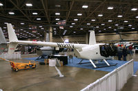 N121TV @ 49T - On display at Heli-Expo - 2012 - Dallas, Tx