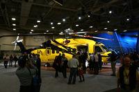 N292PH @ 49T - On display at Heli-Expo - 2012 - Dallas, Tx