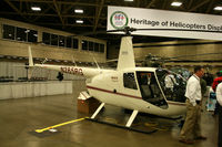 N285RG @ 49T - On display at Heli-Expo - 2012 - Dallas, Tx