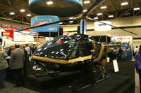 N45FX @ 49T - On display at Heli-Expo - 2012 - Dallas, Tx
