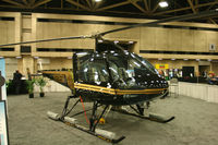 N669EM @ 49T - On display at Heli-Expo - 2012 - Dallas, Tx