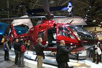 N513PH @ 49T - On display at Heli-Expo - 2012 - Dallas, Tx - by Zane Adams